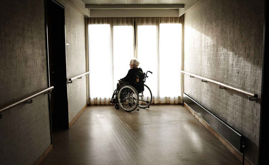 Døden er ikke nem at tale om, heller ikke for læger. Arkivfoto