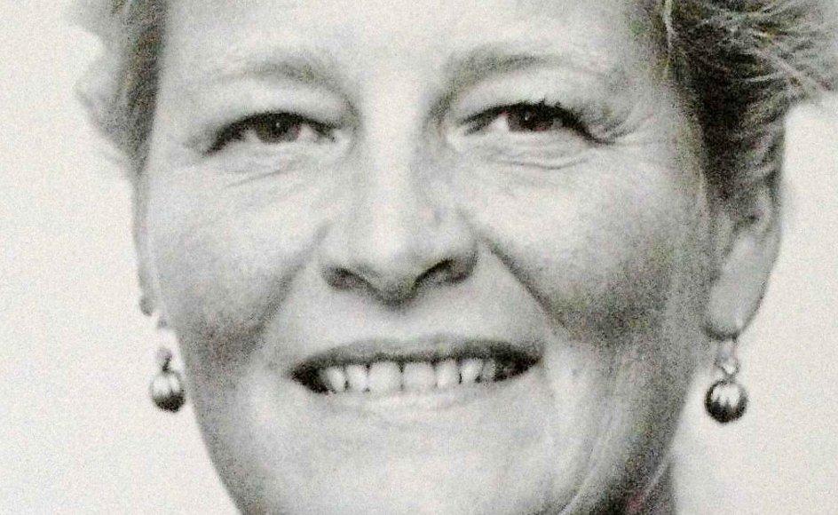 Sognepræst fra nordvestsjællandske Vig Annette Berg.