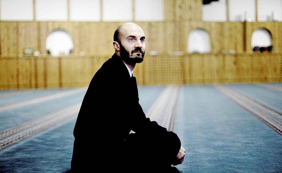 Islamisk Trossamfunds talsmand, Imran Shah (billedet), afviser, at den kontroversielle iman Haitham al-Haddad under sit besøg talte nedsættende om jøder og kvinder, men at han derimod kom med bud på, hvordan man hjælper syriske flygtninge til at blive en del af det danske samfund.