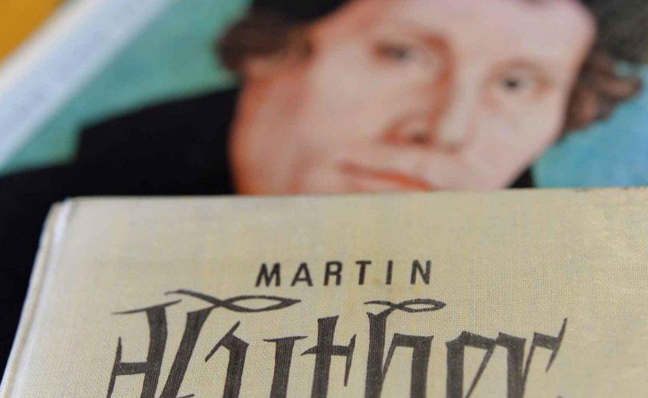 """Erling Tiedemann har netop været med til at oversætte bogen """"Fra konflikt til fællesskab"""", hvor teologer fra Det Lutherske Verdensforbund og fra Det Pavelige Råd for de Kristnes Enhed kommer med et fælles bud på, hvordan lutheranere og katolikker sammen burde markere 500-året for Reformationen."""