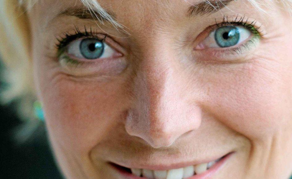 Forfatter Anne Sofie Hammer, der står bag bøgerne om Villads fra Valby, er aktuel med en ny bog for tweens til januar. -