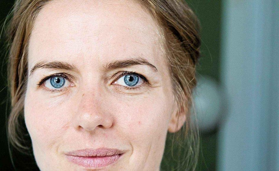 Undervisningsminister Ellen Trane Nørby (V). -
