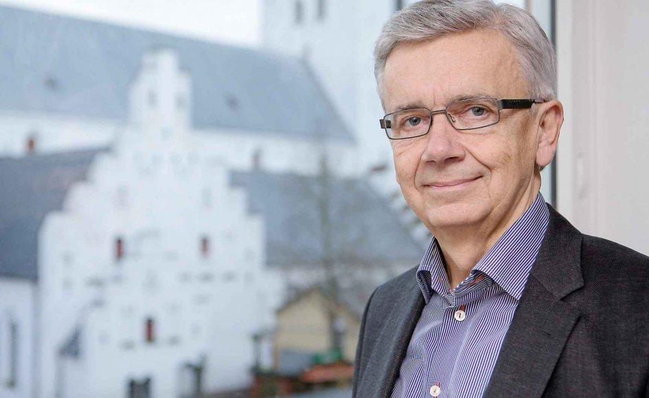 Diakonien er med til at minde os om, at det ikke er nyt for kirken at yde konkret hjælp til næsten, mener Leif Sondrup.