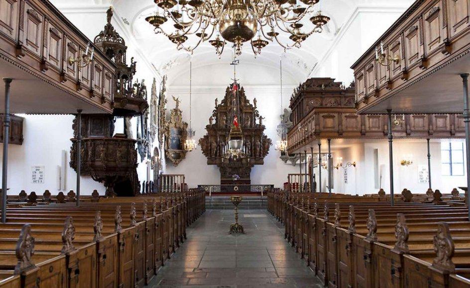 Holmens Kirke.