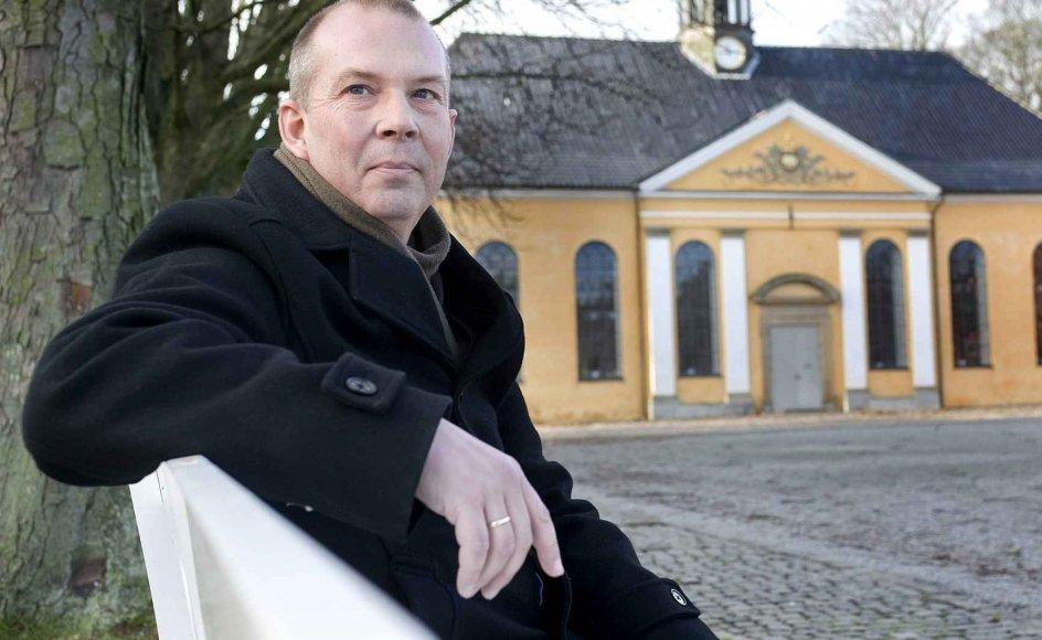 Thomas H. Beck er hærprovst og sognepræst ved Kastelskirken i København. -