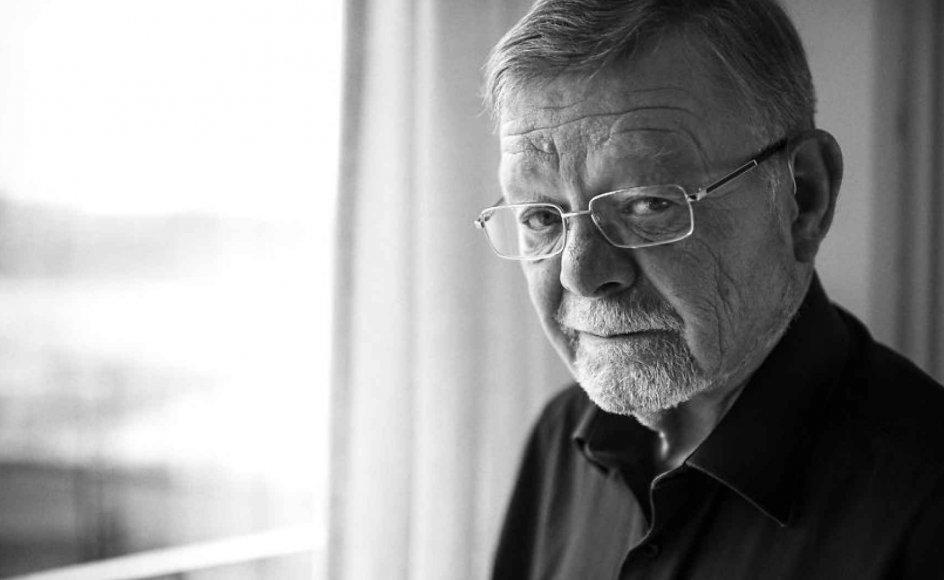 Kjeld Holm er et godt bekendtskab gennem de 46 minutter, filmen varer.