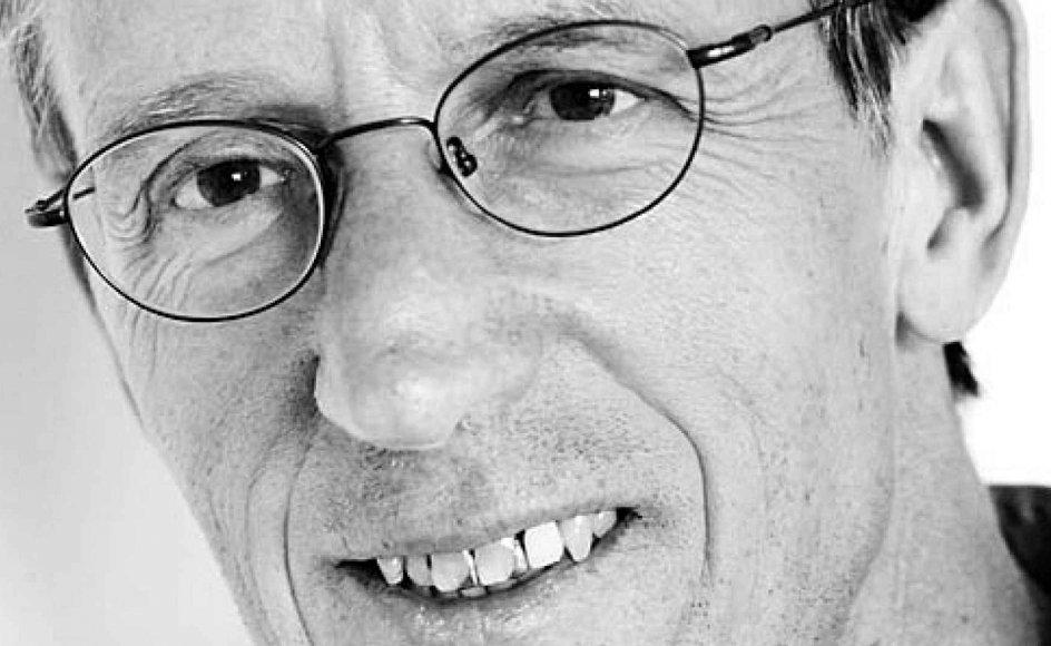 Lars Qvortrup, ny rektor på Danmarks Biblioteksskole