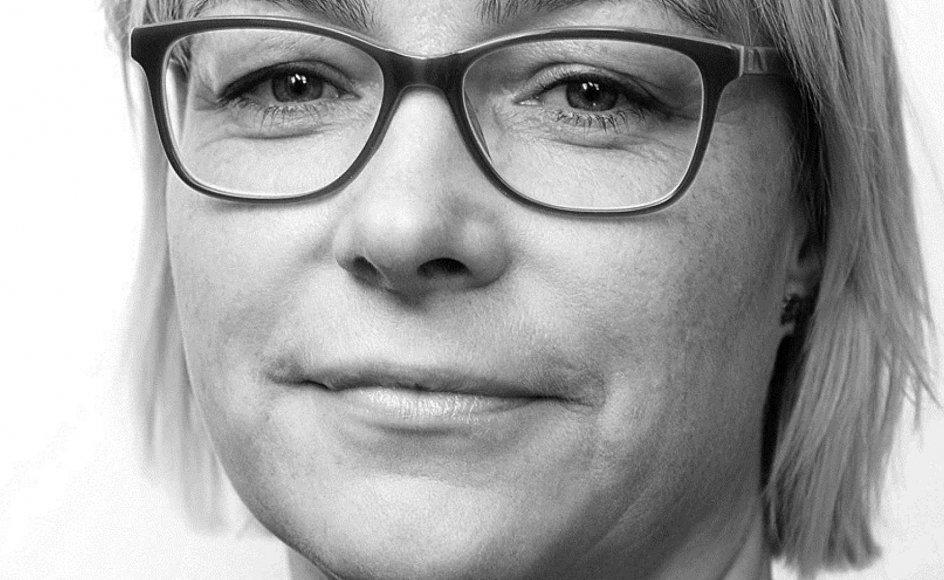 Kerrin Linde, udenlandsredaktør på Kristeligt Dagblad.