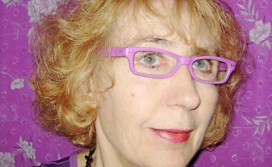 Elisabeth Louise Brøker har studeret kristendom og religioner hele sit liv. I dag er hun pensioneret lærer med en lang række emner på sit foredragsprogram. – Privatfoto.