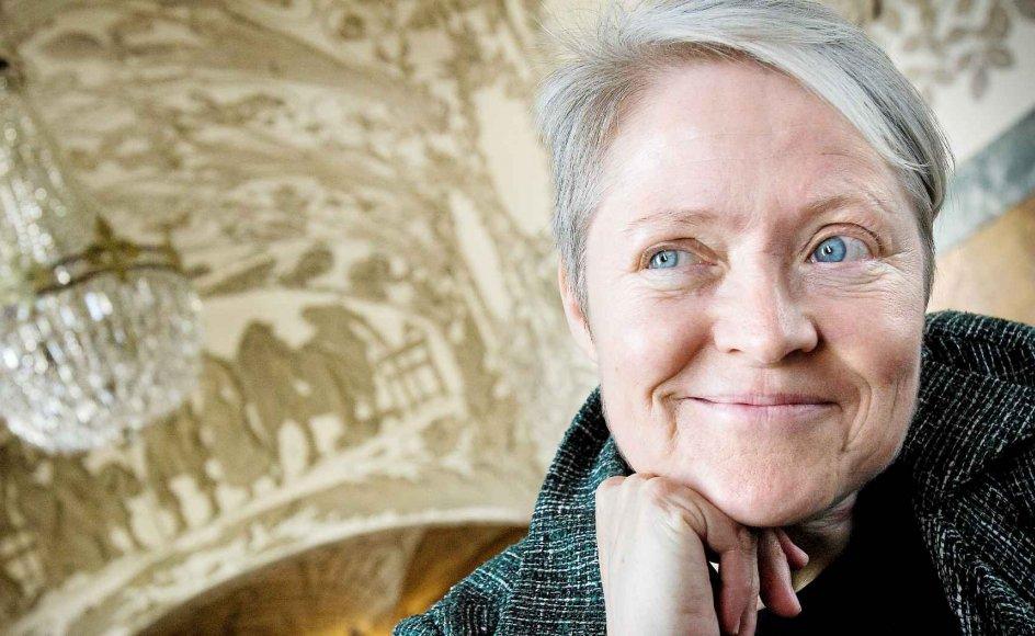Madeleine Røn Juul har blandt andet en fortid som teaterchef på Aarhus Teater, hvor hun især huskes for Nick Cave Teaterkoncerten og forestillingerne om Familien Gregersen. –