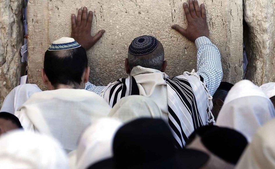 Hvis det stod til 46 procent af jøderne i Israel, burde landets arabiske indbyggere blive udvist eller forflyttet til et andet land. Arkivfoto.
