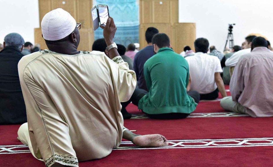 Debatten om islamisk ekstremisme har sat åndsfriheden under pres. Med kritikken af moskeer er også muslimske og kristne friskoler blevet problematiseret. Arkivfoto