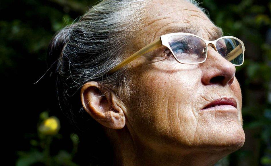Behandlingen, jeg får, er livsforlængende, men ingen ved, hvad fremtidsscenariet er, siger Ritt Bjerregaard.