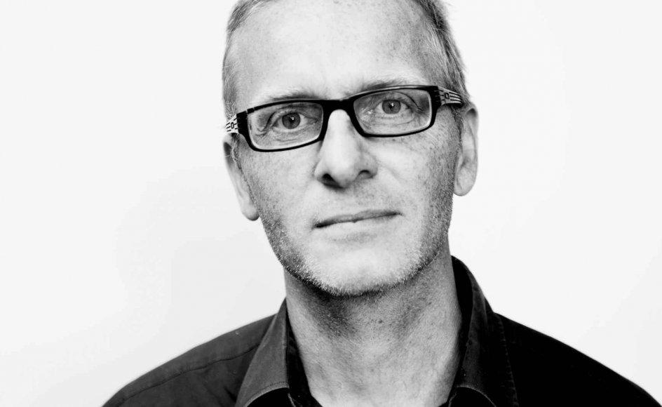 Anders Ellebæk Madsen, redaktør for kirke og tro på Kristeligt Dagblad.