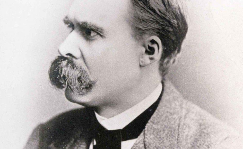 """""""Der er en alvor i Nietzsche og en udfordring, som vi gør klogt i at tage op,"""" siger Peter Grønlykke om den tyske filosof, hvis forhold til kristendommen granskes i ny bog. –"""