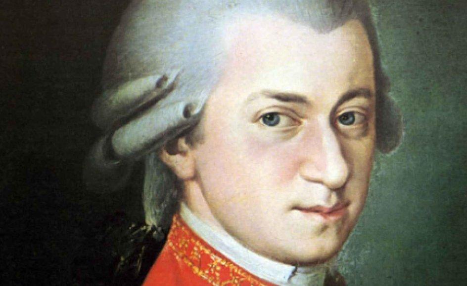 """""""Når vi taler om Mozart, glemmer vi ofte, at han altså blev sat til at øve sig på sit cembalo, fra han var lillebitte,"""" siger Niels Christian Hansen, der er uddannet klassisk pianist og desuden har to kandidatgrader i musikteori og musikkens kognitive neurovidenskab."""