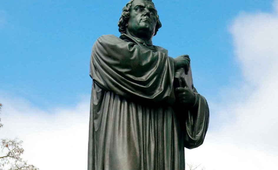 """Lutherdommen sejrede ikke blot ved """"ordets magt"""", heller ikke i Danmark. Blandt dem, der mest afgjort forsvarede deres katolske tro og kirkeorden, var franciskanerne, også kaldet gråbrødrene."""