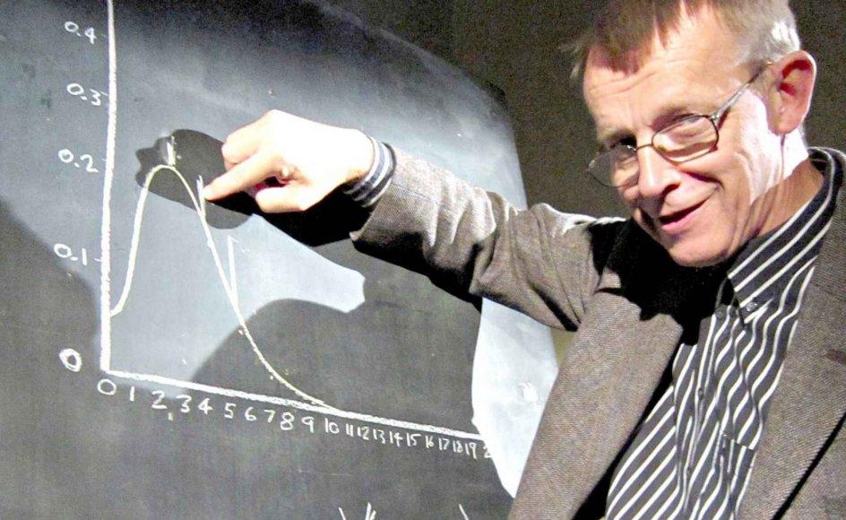 Den svenske læge og professor i international sundhed Hans Rosling gjorde statistik underholdende, skriver Jesper Bacher. –