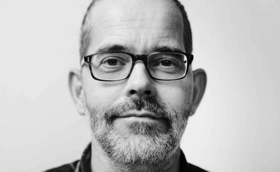 Jeppe Duvå, redaktionschef på Kristeligt Dagblad