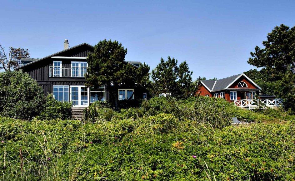 Den nye planlov, der træder i kraft til næste år, gør det muligt for flere pensionister at bosætte sig i sommerhuset. – Model