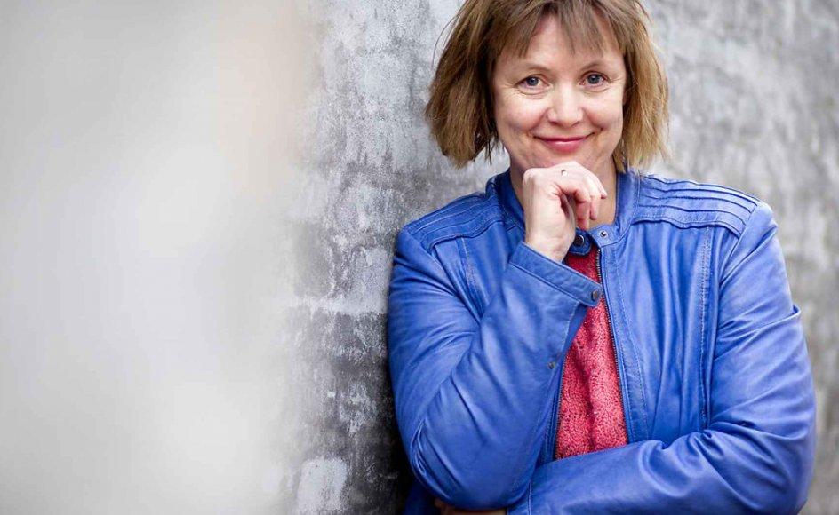 Forfatter Katrine Marie Guldager