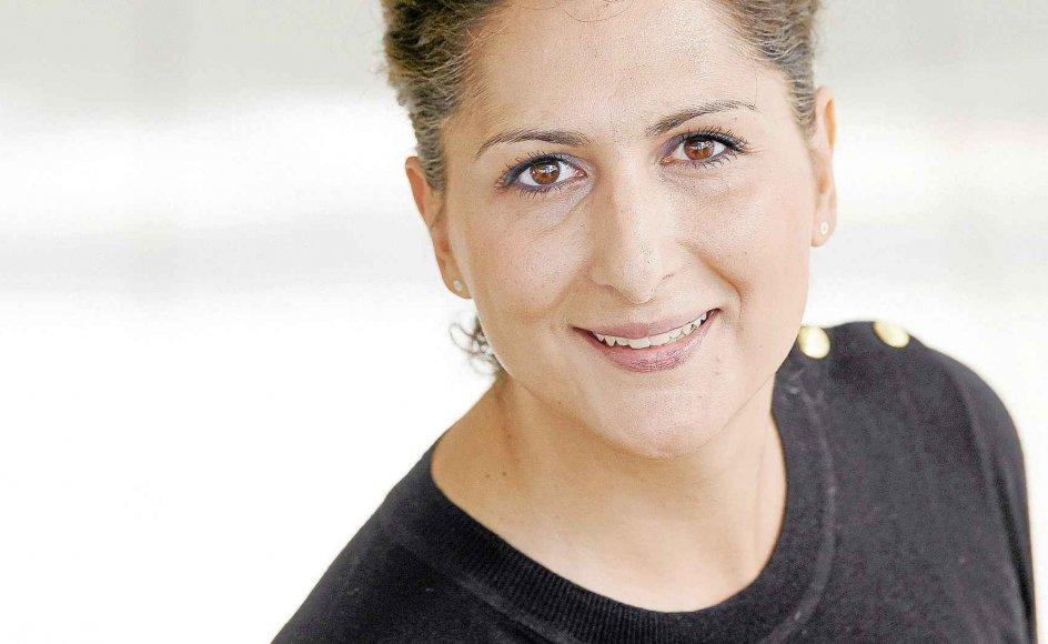 Golriz Ghozati er født i Iran, men familien flygtede til Danmark i 1986, da hun var 10 år. Seks år senere konverterede hun til kristendommen. –