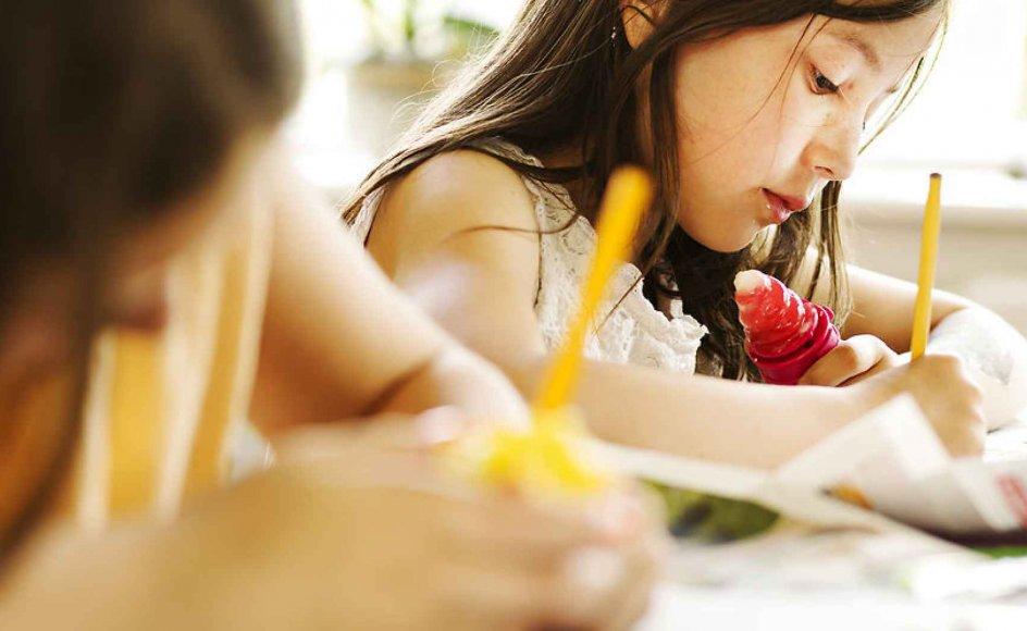 Nyt projekt på en lang række af landets skoler inddrager kunst og kultur-oplevelser i undervisningen og med gode resultater. - Arkivfoto.