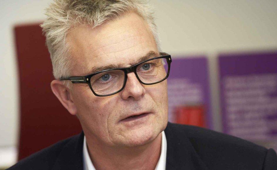 Morten Aagaard er tidligere generalsekretær ved Bibelselskabet, men nu korshærspræst ved Sct. Pauls Kirke i Aarhus.