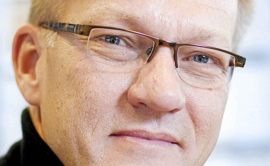 Professor i atomfysik Lars Henrik Andersen mener, at kristendommen skal erfares, for man kan ikke tænke sig til den. –