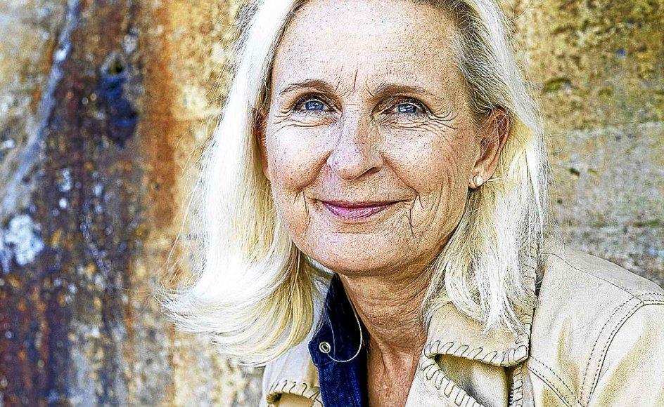 Anne Birgitte Reiter fandt livsmod gennem et sygt menneske.
