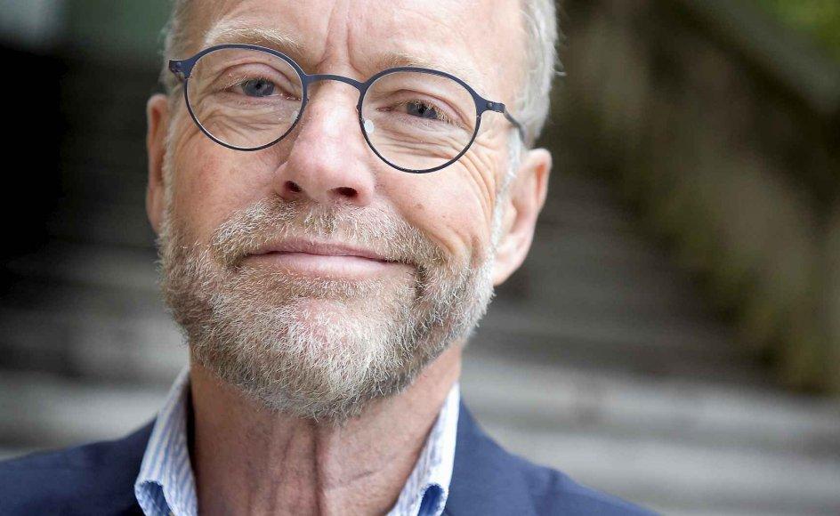 Mikael Sjöberg betegner sig selv som kristen, og når han skal finde ro, går han i Roskilde Domkirke. –