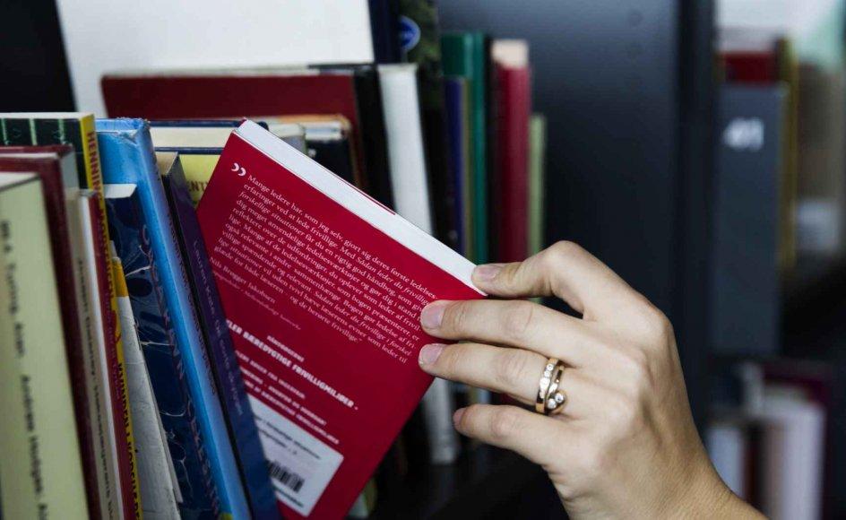 På grund af forskellige ophavsregler for fysiske bøger og e-bøger, er det i dag begrænset, hvilke digitale bøger, bibliotekerne kan stille til rådighed. Det kan en ny EU-dom ændre på.