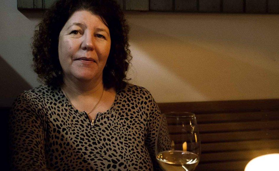 Aldrig har Gitte Wrist Lam fået så god mad, som efter hendes mand blev syg. At nyde mad og vin og samtalerne om bordet fik en særlig værdi. –