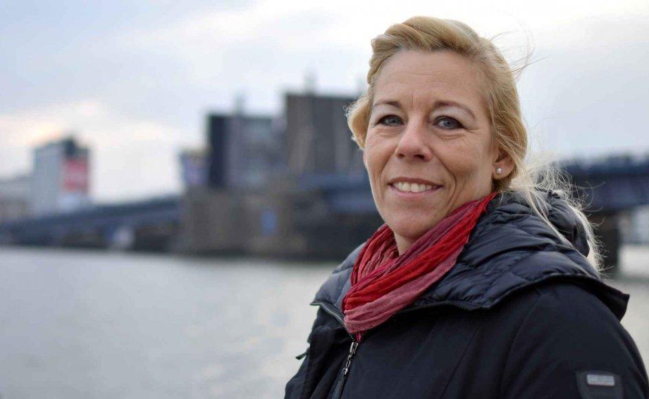 Lise Bech har besluttet, at hun vil være mere aktiv på den kirkelige front både som medlem af kirkeudvalget i Folketinget og som menighedsrådsmedlem i Støvring, selvom det kniber med at finde tid til det hele. – Privatfoto.