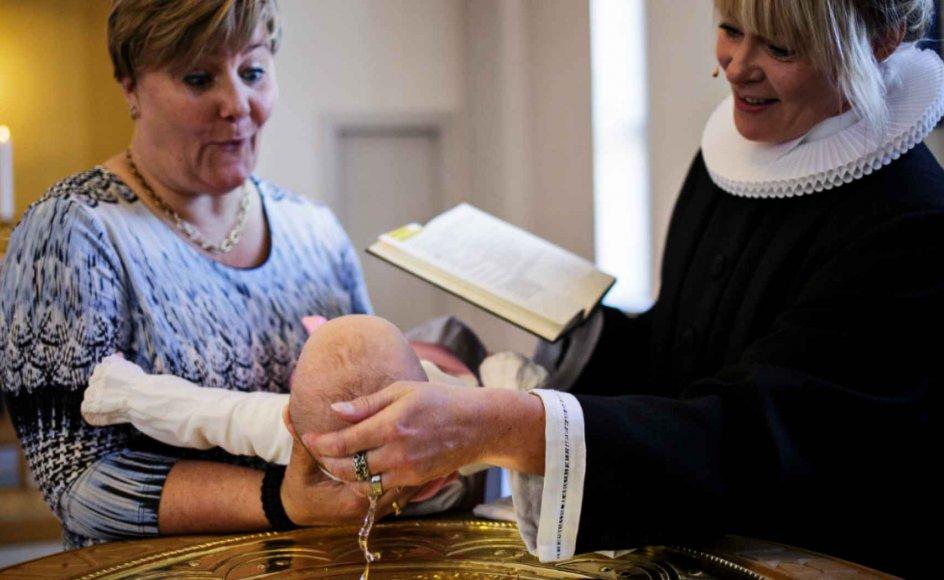 """""""Synlig enhed har vi i den fælles dåb. Det er den enhed, der skal tages alvorligt, og for sjældent bliver det, så at enheden ofte søges placeret andre steder end der, hvor vor Herre selv har skænket den."""""""