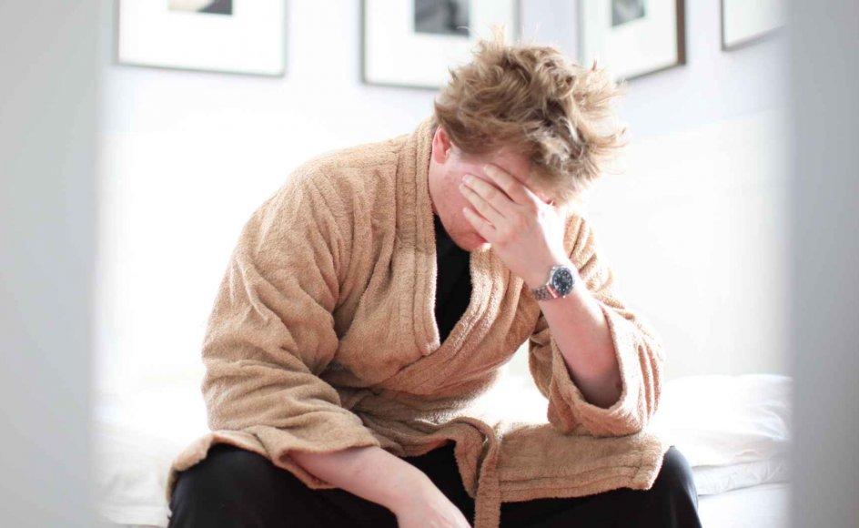I Danmark begår ca. 600 personer selvmord årligt. Næsten hvert syvende selvmord bliver begået af patienter i psykiatrien.