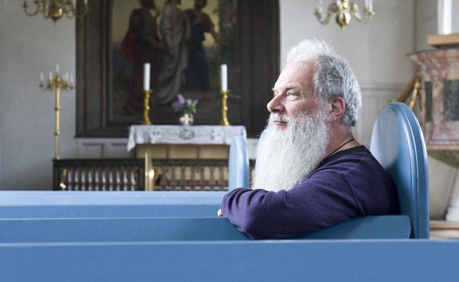 Det er ifølge Ole Skjerbæk Madsen en misforståelse, når man sætter meditation i samme bås som yoga og mindfulness som noget, fra Østen. For meditationen står på skuldrene af en lang kristen tradition. Arkivfoto.
