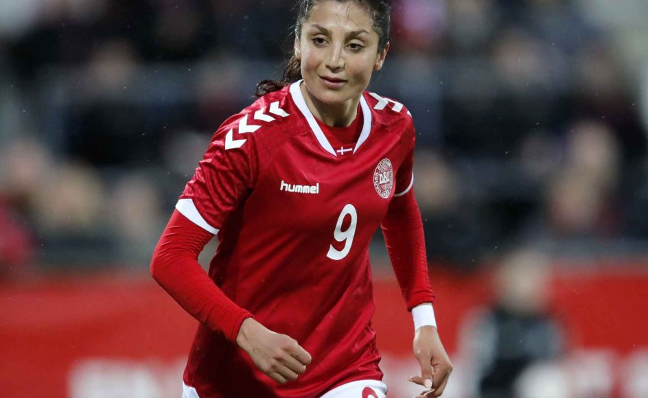 Nadia Nadim.