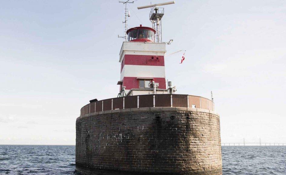 Drogden Fyr er det sidste bemandede havfyr i Danmark. For 80 år siden afløste fyret de dyrere fyrskibe. I dag er det teknologien, der truer havfyret.