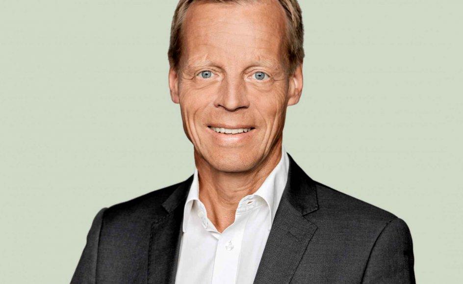 Hvis du ikke fejler, er du ikke et menneske, siger folketingspolitiker Lennart Damsbo-Andersen.