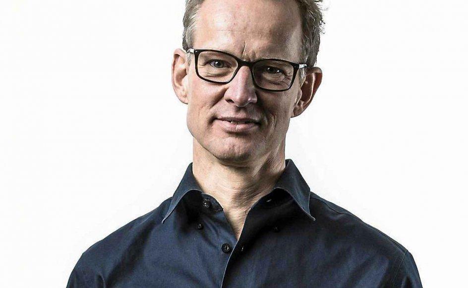 Helge Teglgård er draget af det eksistentielle perspektiv, som præger højskoleverdenen.