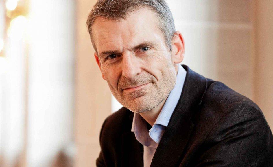 En af Danmissions vigtigste opgaver er at moderere debatten om islam og kristendom, mener general-sekretær Jørgen Skov Sørensen. –