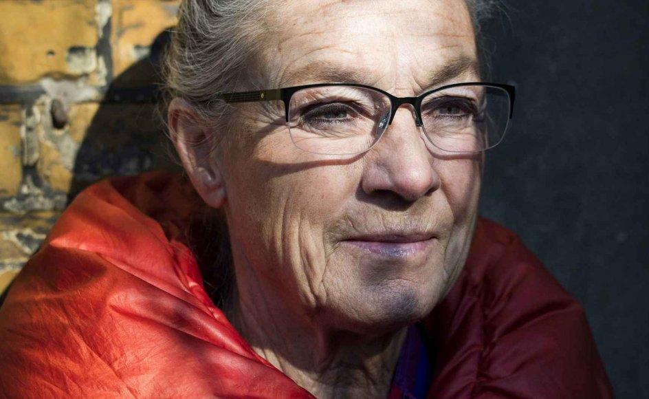 Ritt Bjerregaard er aktuel i flere bogudgivelser til efteråret.