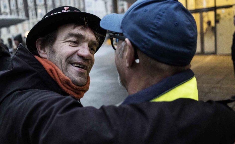 I 2017 er antallet af hjemløse borgere opgjort til 6635, og det er en stigning på knap 500 personer i forhold til 2015. Det svarer til otte procent.