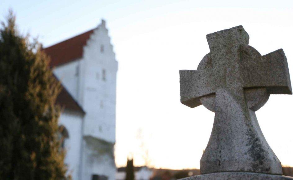 Stil dit spørgsmål om kristendom, kirke eller personlig tro her.