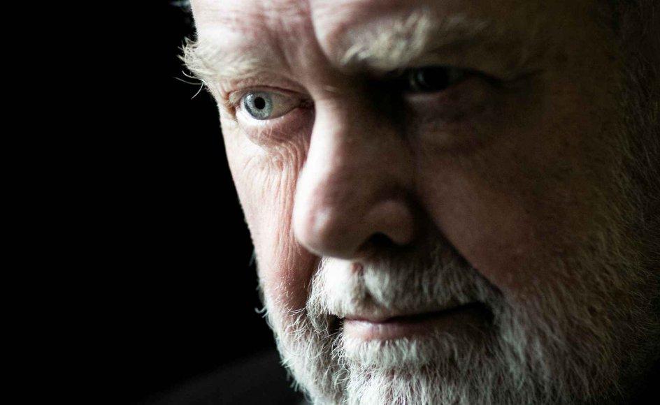 """""""I hele mit liv har jeg prøvet på ikke at tro på Gud, men alligevel er jeg endt med ikke at kunne lade være,"""" siger Jens Smærup Sørensen. –"""