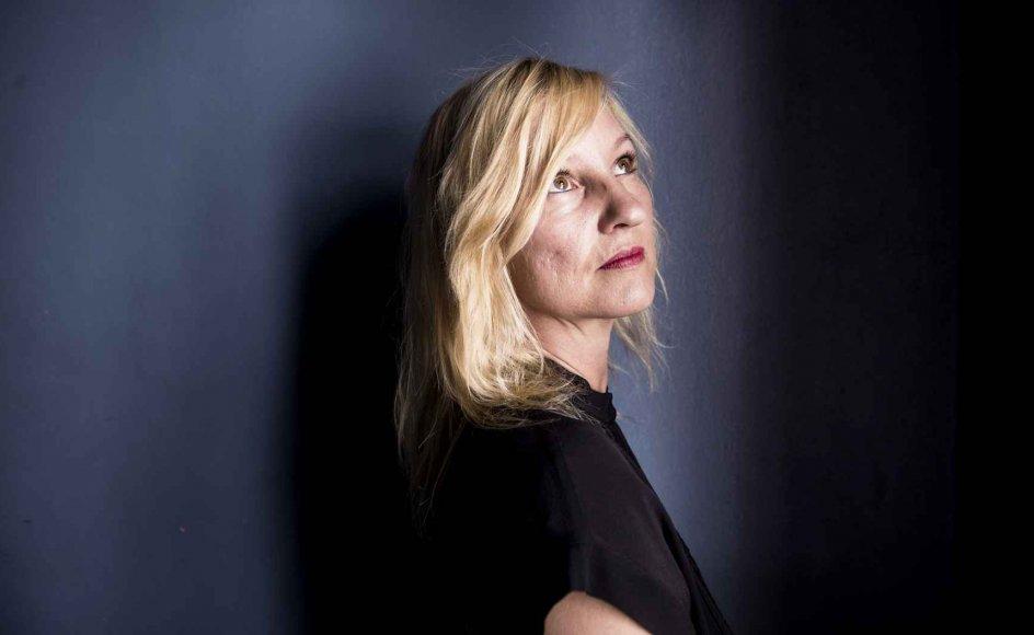 Forfatter Naja Marie Aidt.