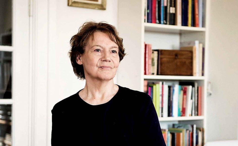 Bente Hansen er opvokset i Videbæk i Vestjylland, hvor hun havde svært ved at se nogen form for afkristning i samfundet. Hun har netop udgivet en bog om fænomenet. –