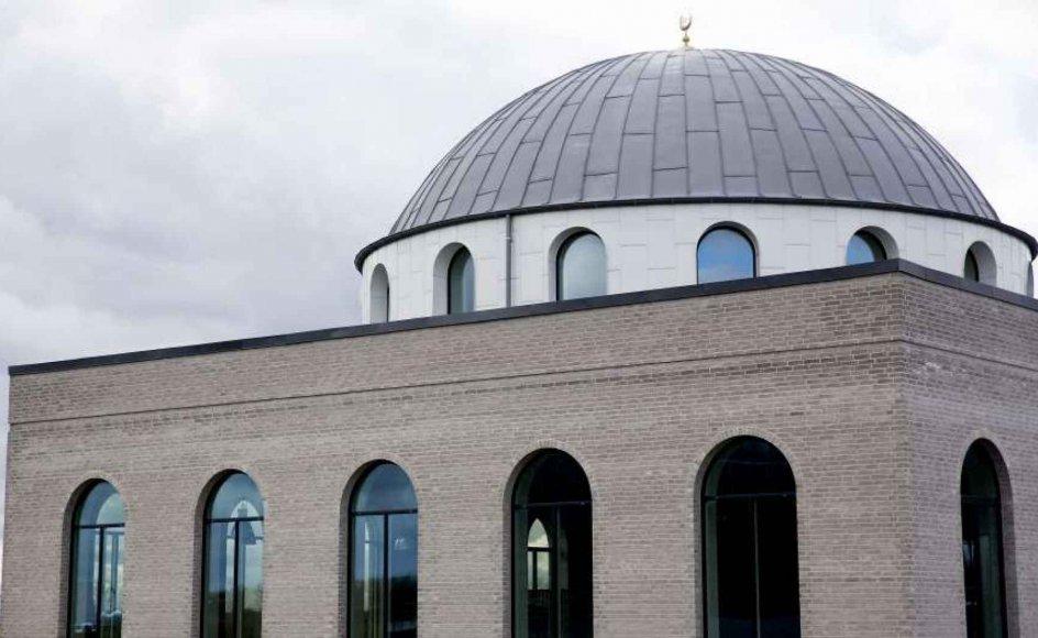 Kulturcentrer i Brabrand, Aarhus. Kulturcentret er 1.219 kvadratmeter og rummer blandt andet en moské, bederum og undervisningslokaler.