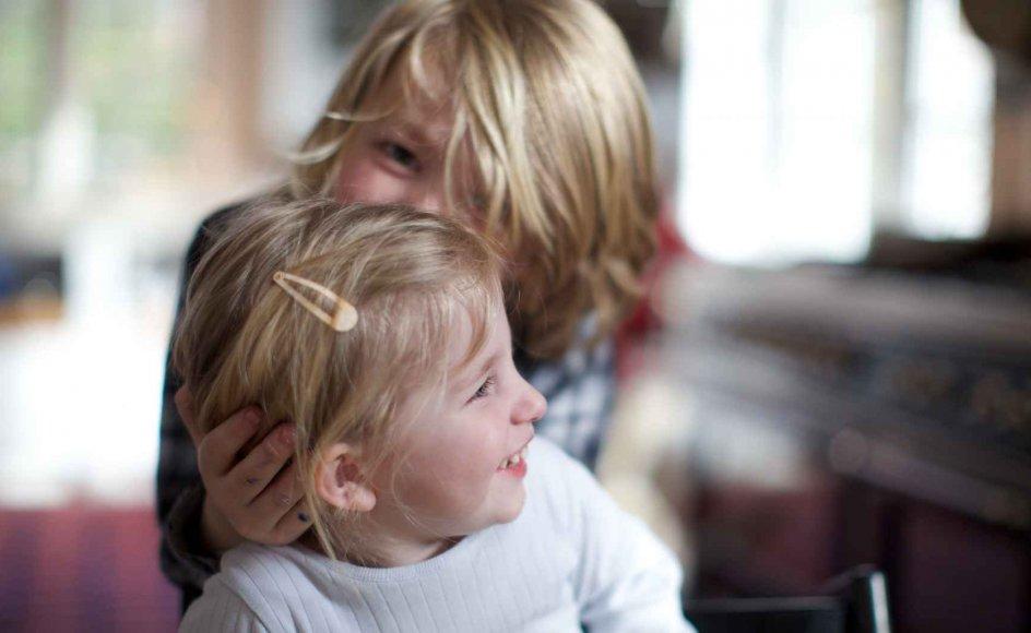 Selvom familien splittes i to, er sondringen mellem hel-, halv- og bonussøskende for mange børn ikke så vigtig.